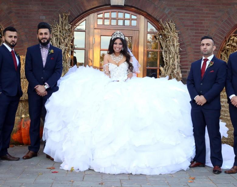 Weirdest Wedding Dresses